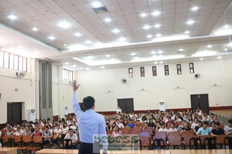 Anh Nguyễn Ngọc Tuấn tại CĐ Sonadezi