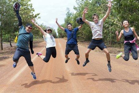 Nhiều loại du lịch cộng đồng được Công ty TNHH du lịch Chim Bói Cá Việt (huyện Vĩnh Cửu) triển khai, thu hút được nhiều sự quan tâm của du khách trong và ngoài nước. (Ảnh: Viet Kingfisher)